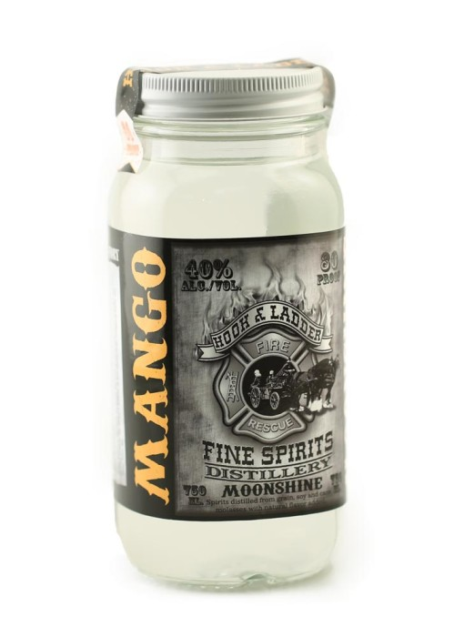 Enjoy our delicious Mango moonshine flavor!